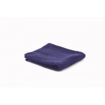 Misc Deep Dye Towels Navy Dozen