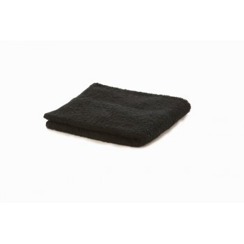 Misc Essential Bath Sheet Black