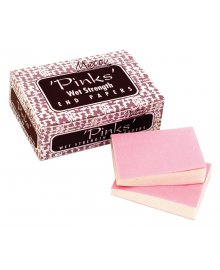 Pink Wet Strength End Papers