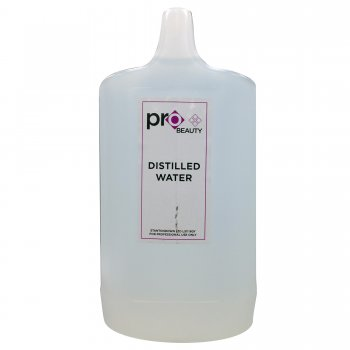Misc Pro Beauty Distilled Water 4 Litre