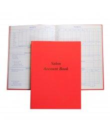 Salon Account Book