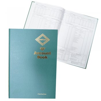 Misc Salon Account Book