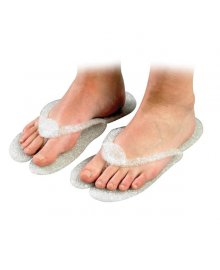 Soft Foam Slipper Pair x 12