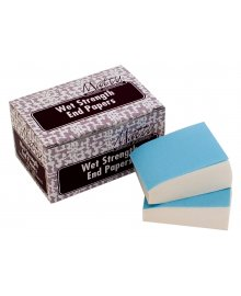 White Wet Strength End Papers x 2500