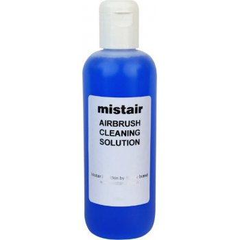 Mistair Airbrush Cleaning Fluid 500ml