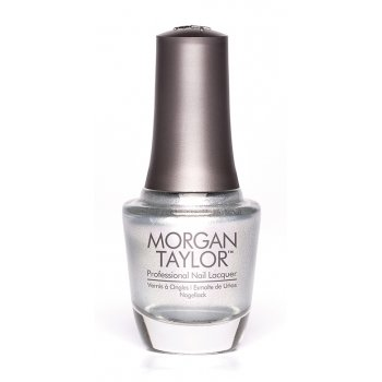 Morgan Taylor Oh Snap It's Silver Polish 15ml