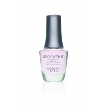 Morgan Taylor Stick With It Long Wear Base Coat