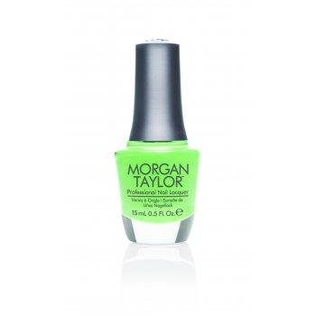 Morgan Taylor Supreme In Green Polish
