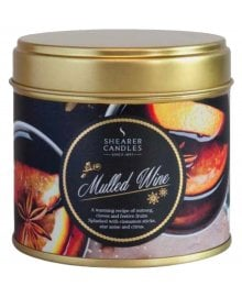 Mulled Wine Shearer Scented Candle