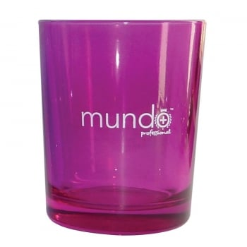 Mundo Disinfection Jar Pink Small