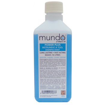 Mundo Professional Power Plus Instrument and Tool Disinfect 500ml