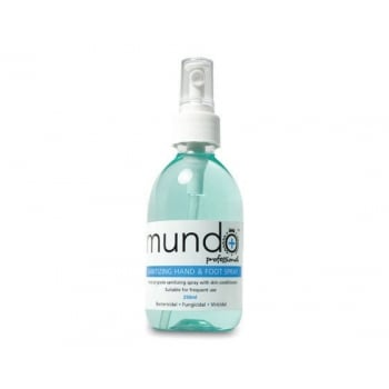 Mundo Sanitizing Hand & Foot Spray 250ml