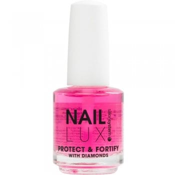 Naillux Nail Treatment Protect & Fortify With Diamonds