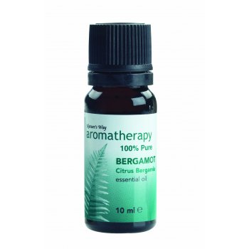 Natures Way Bergamot Oil 10ml