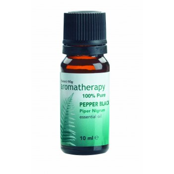 Natures Way Black Pepper Oil 10ml