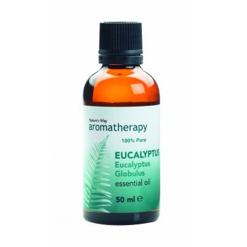 Natures Way Eucalyptus Oil 50ml