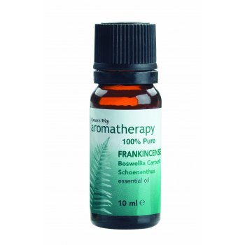 Natures Way Frankincense Oil 10ml
