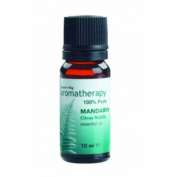 Natures Way Mandarin Oil 10ml