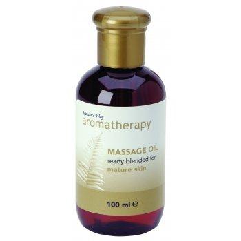Natures Way Mature Facial Massage Oil 100ml