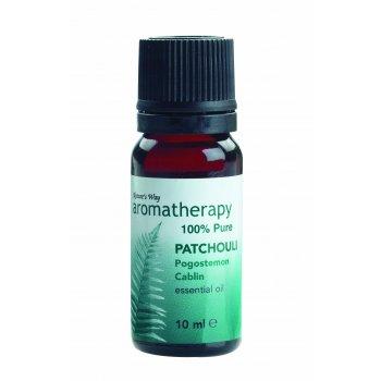 Natures Way Patchouli Oil 10ml