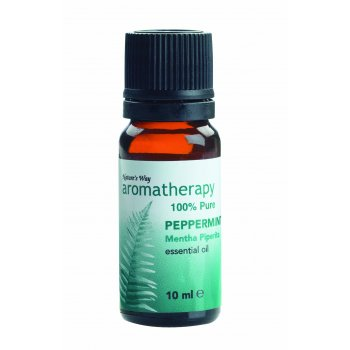 Natures Way Peppermint Oil 10ml