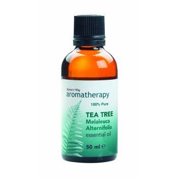 Natures Way Tea Tree Oil 50ml