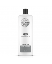 Nioxin Cleanser System 1 1 Litre