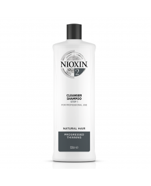 Nioxin Cleanser System 2 1 Litre