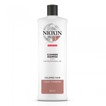 Nioxin Cleanser System 3 1 Litre