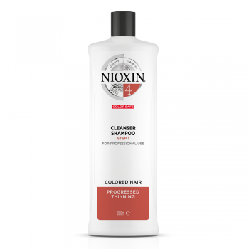 Nioxin Cleanser System 4 1 Litre