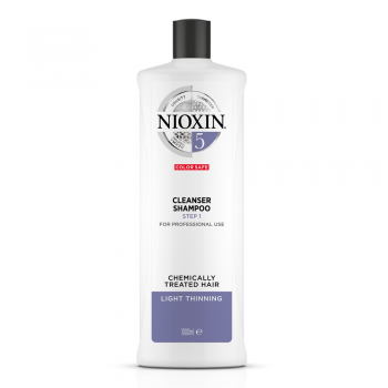 Nioxin Cleanser System 5 1 Litre