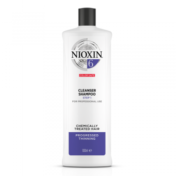 Nioxin Cleanser System 6 1 Litre