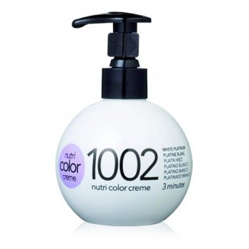 Nutri Color Creme 1002 White Platinum 250ml