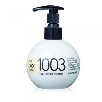 Nutri Color Creme 1003 Pale Gold 250ml
