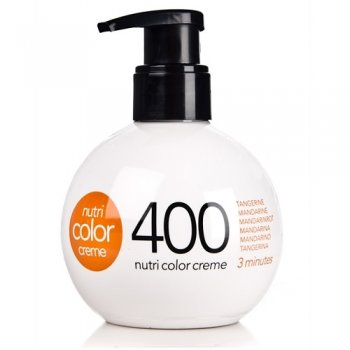 Nutri Color Creme 400 Tangerine 250ml