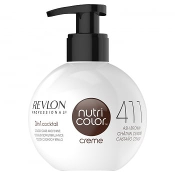 Nutri Color Creme 411 Ash Brown 270ml