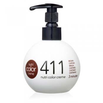 Nutri Color Creme 411 Brown 250ml