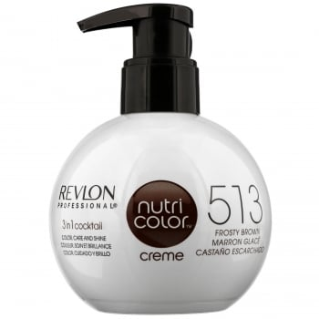 Nutri Color Creme 513 Frosty Brown 270ml