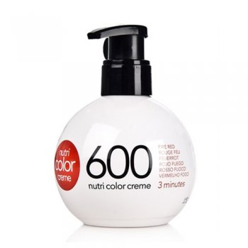 Nutri Color Creme 600 Fire Red 250ml