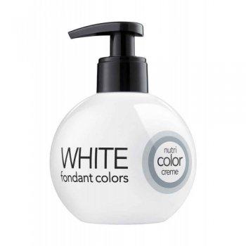 Nutri Color Creme Fondant Colors White Cream 000 250ml
