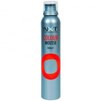 NXT Colour Mousse Silver