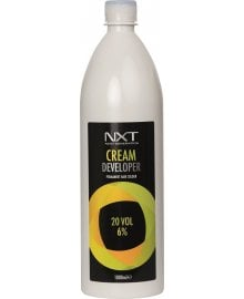 Cream Developer 20 Vol 6% 1 Litre