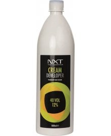 Cream Developer 40 Vol 12% 1 Litre