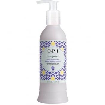 OPI Avojuice Vanilla Lavender 250ml