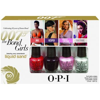 OPI Bond Girls Mini Pack