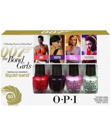 Bond Girls Mini Pack