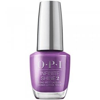 OPI Downtown LA Infinte Shine 15ml - Violet Visionary