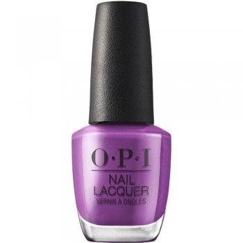 OPI Downtown LA Nail Lacquer 15ml - Violet Visionary
