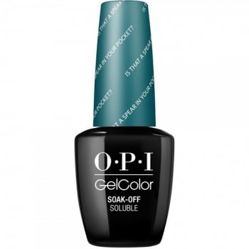 OPI FIJI Gel Colour Is That A Spear In Your Pocket