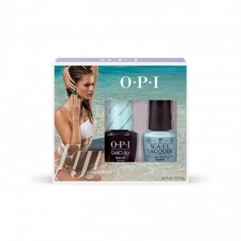 OPI FIJI Gel Colour & Lacquer Duo #3